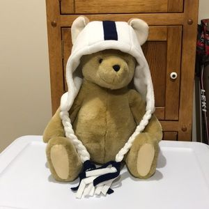 Accessories - PENN STATE NITTANY LION HAT WITH BRAIDS!!
